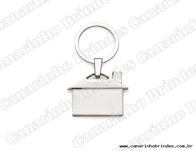 Chaveiro Metal Casa-4125