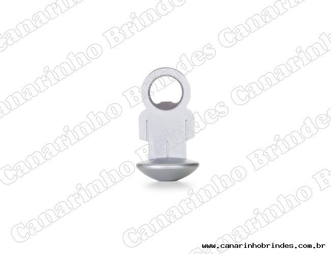 Chaveiro de Metal c/ Abridor de Garrafa 4119