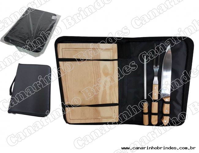 Kit Churrasco com Maleta - 4280