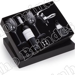 Kit Executivo Vinho - 2983