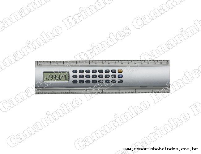 Régua Personalizada com Calculadora -5108