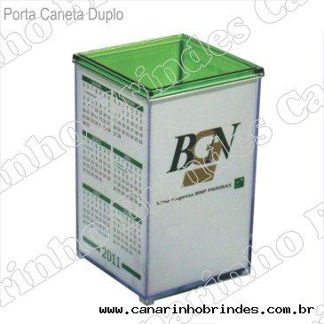 Porta Caneta Duplo - 3913