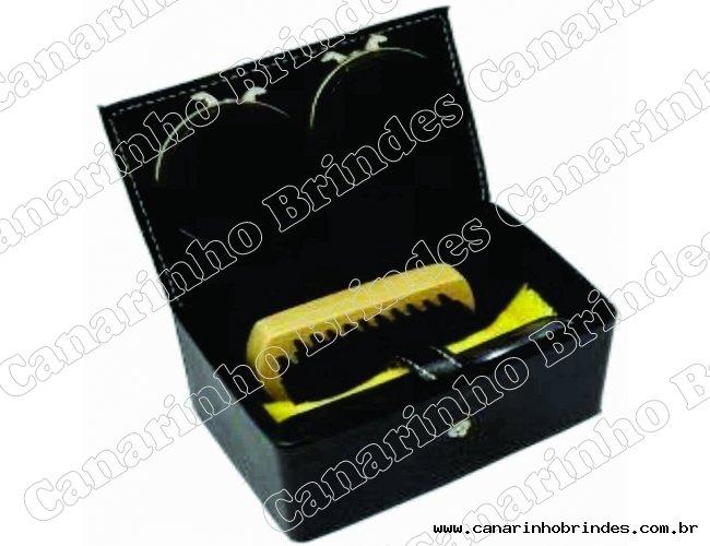 Kit Engraxate com 5 Peças 6501