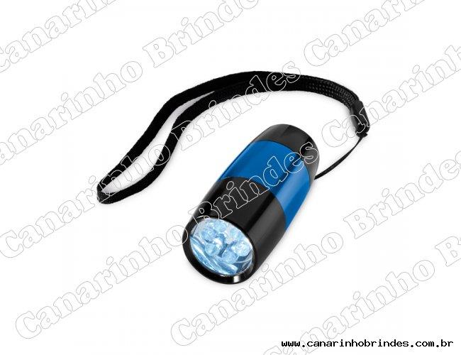 Lanterna. Alumínio. Com 6 LEDs Personalizada 4755