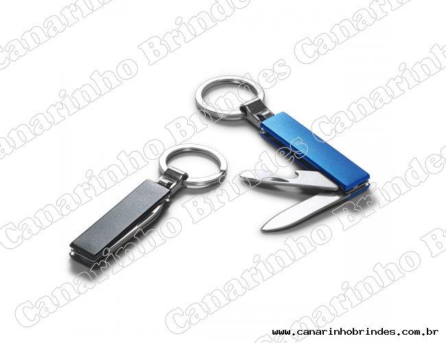 Chaveiro. Metal Canivete
