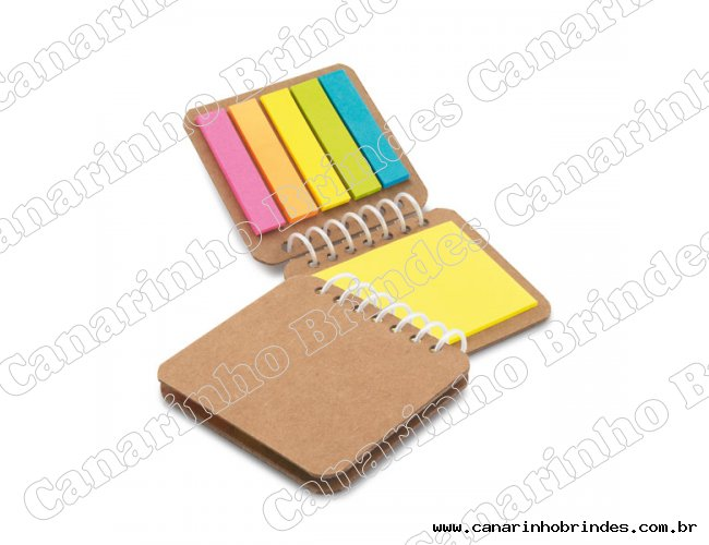 Mini Caderninho de Anotações  Personalizado