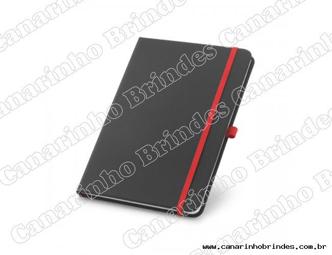 Caderno c/ Elástico Colorido - 4806
