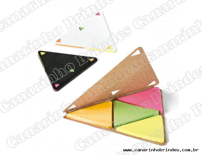 Bloco Triangulo Personalizado