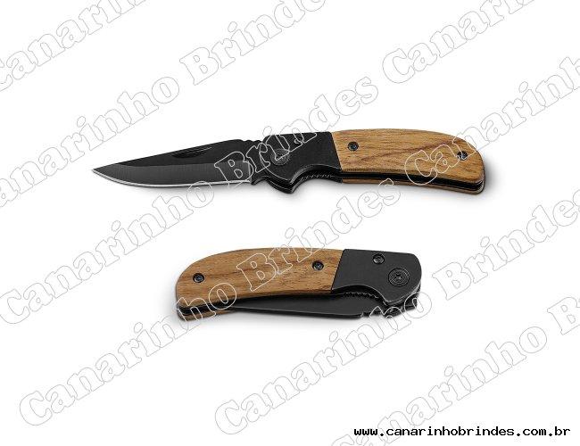 Canivete Aço Inox Personalizado