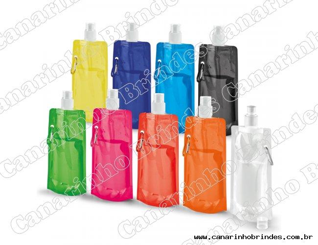 Squeeze Plástico Dobrável - 3654