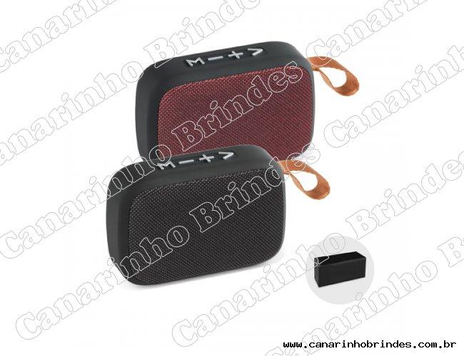 Caixa de som com microfone Personalizada-3133