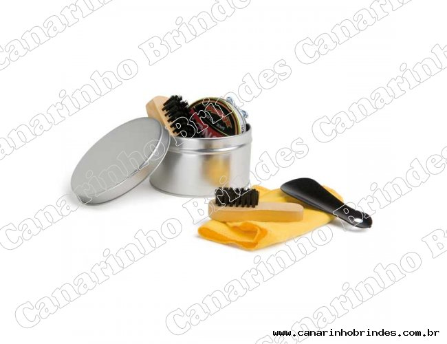 Kit Engraxate com 6 Peças 6506