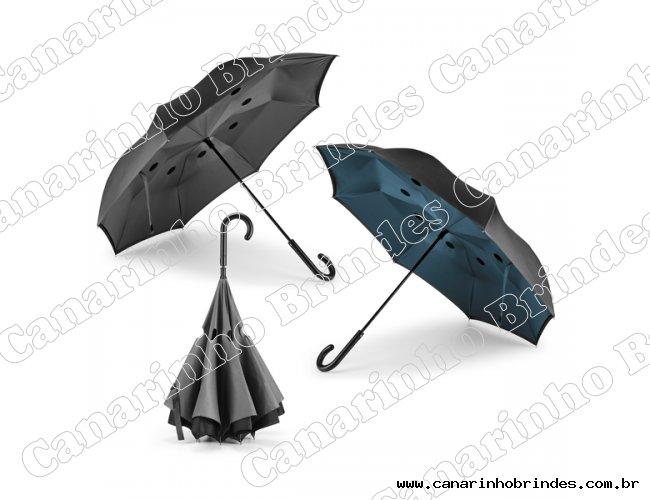 Guarda-chuva reversível Personalizado-2000