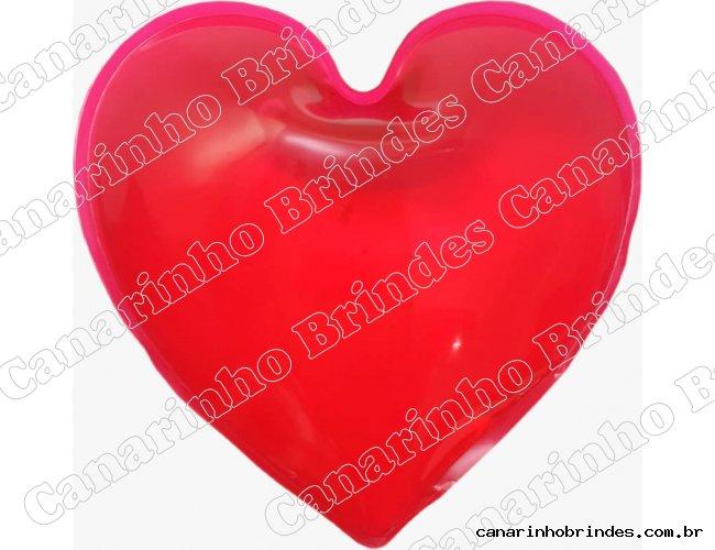 Bolsa Gel Personalizada Coração