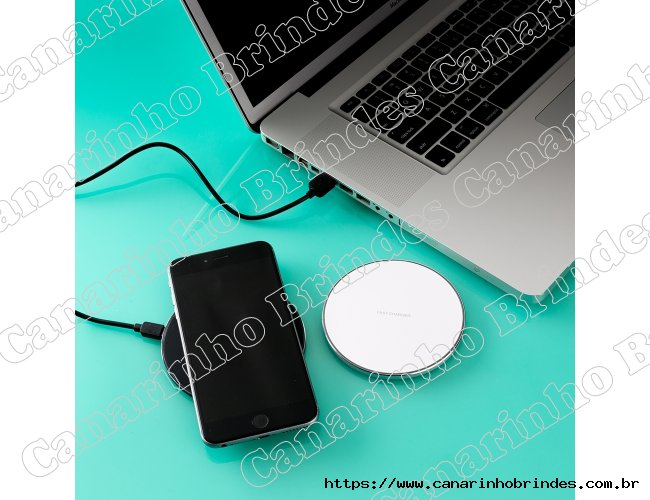 Carregador wireless fast Personalizado
