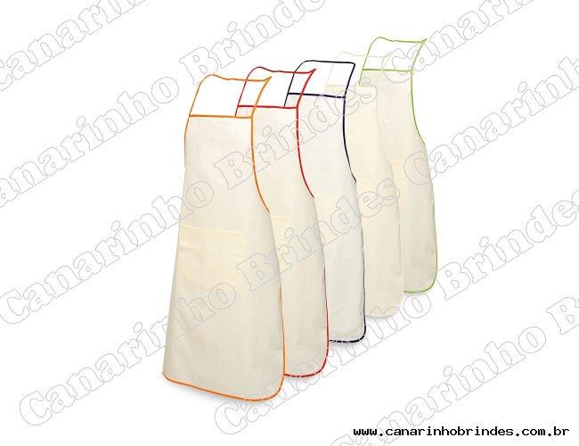 Avental. 100% algodão Personalizado