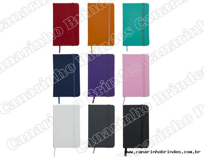 Caderneta Tipo Moleskine - 1367