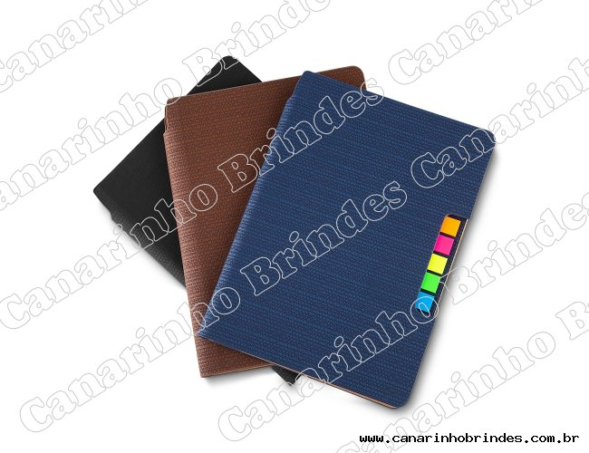 Caderno Personalizado  com Post-it -4818