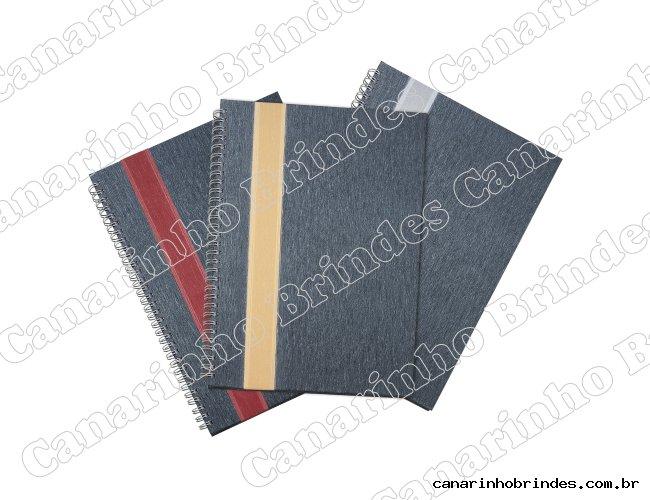 Caderno Grande com Faixa 4810