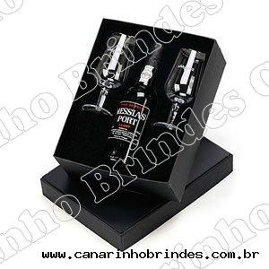 Kit Vinho 2 taças - 2952