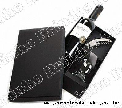 Kit Vinho com Abridor - 2971