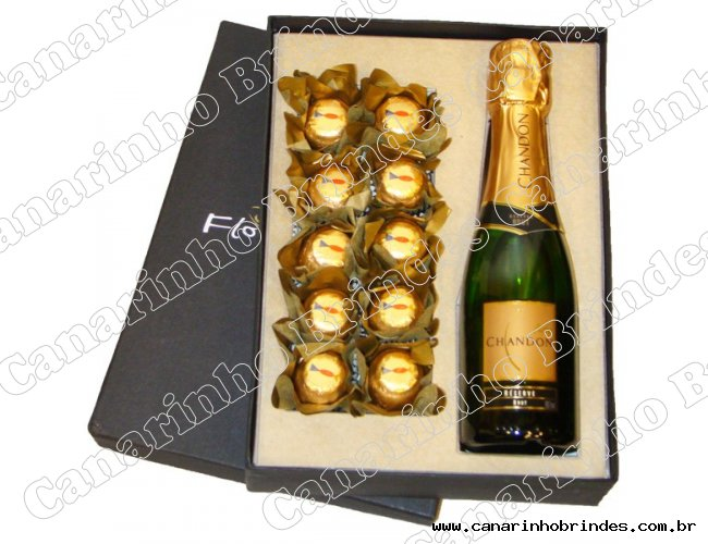 Kit Mini Chandon Bombons - 2967