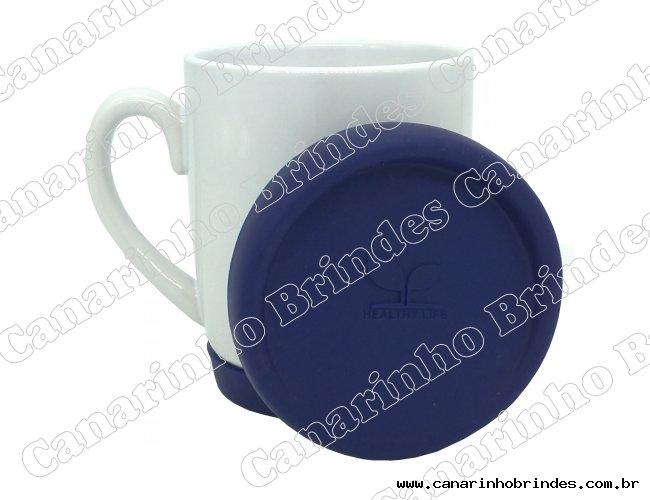 Caneca Ceramica com Silicone Personalizada