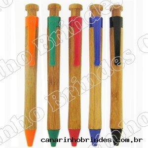 Caneta Ecológica de Bambu 106