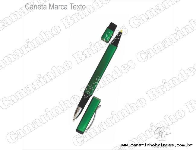 Caneta Marca Texto Quadrado-505