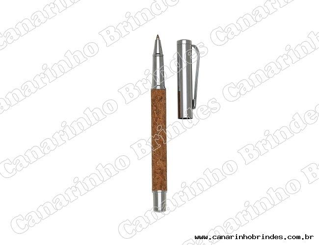 Caneta Metal Personalizada  Roller -075