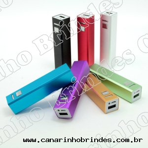 Power Bank de Metal  3854