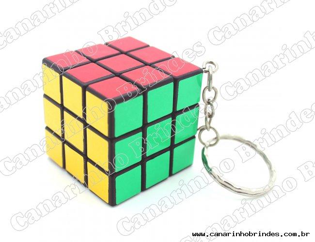 Chaveiro Cubo Mágico 4083