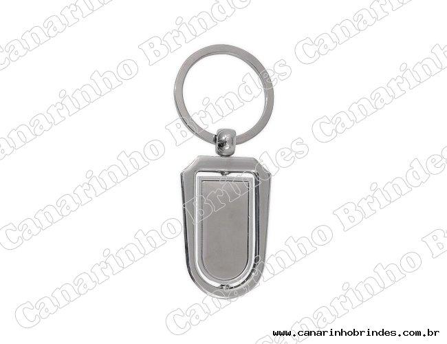 Chaveiro de Metal Giratório 4076