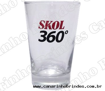 Copo de Vidro 350 ml Caldereta 1222