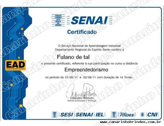 Certificados 150011