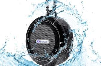 Caixa de Som Bluetooth Resistente a Água - 3120