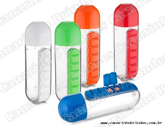 Squeeze 700ml Porta Comprimido-3716