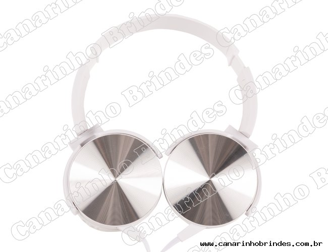 Headfone Bass Estéreo c/ Microfone 3125