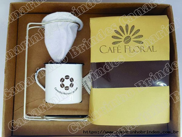 Kit café Personalizado  - 2991