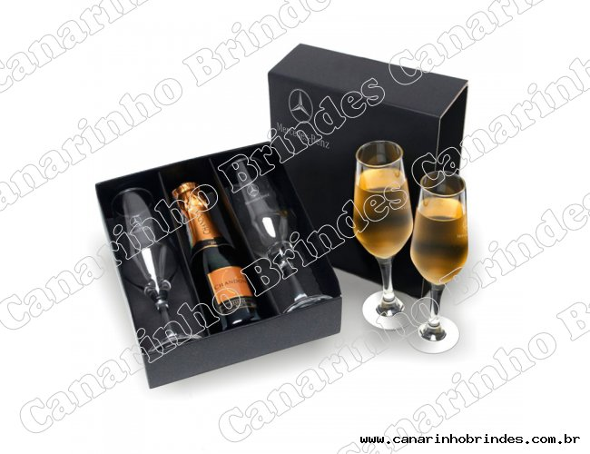 Kit Mini Chandon 2 Taças 2954