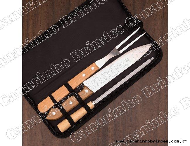 Kit Churrasco 3 peças - 4274