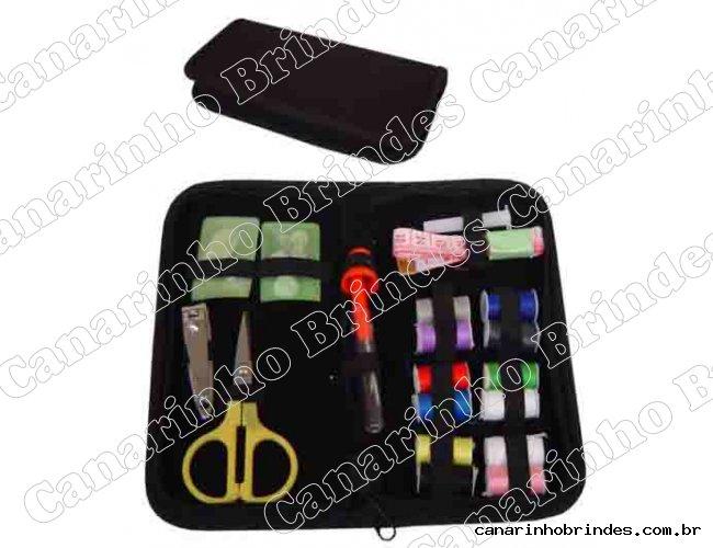 Kit Costura com Estojo Sintetico 4402