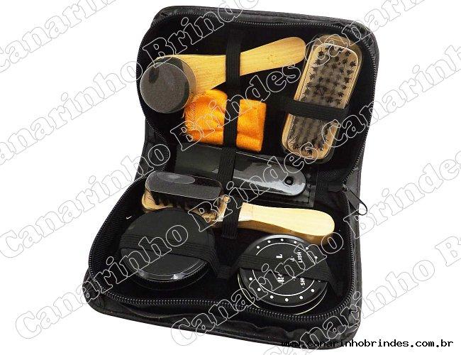 Kit Engraxate com 7 Peças 6505