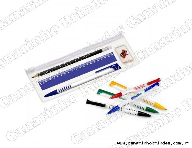 Kit Escolar 05 itens 585
