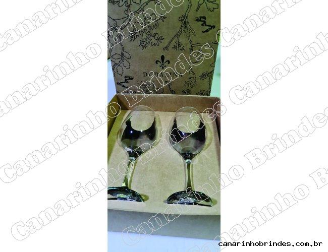 Kit Taças de vinho