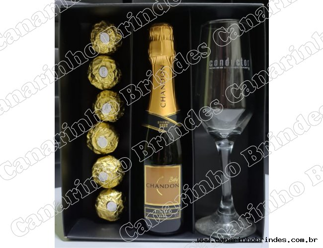 Kit Mini Chandon Bombons - 2949