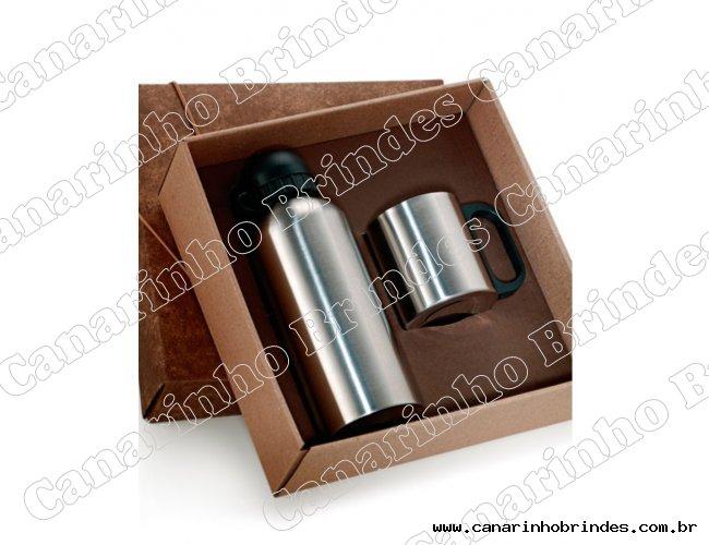 Kit Caneca + Squeeze - 2953