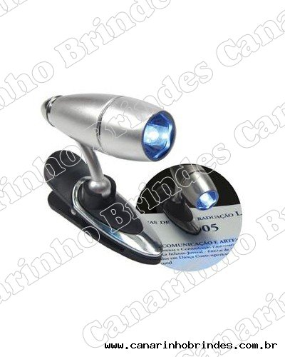Lanterna com Prendedor 4751