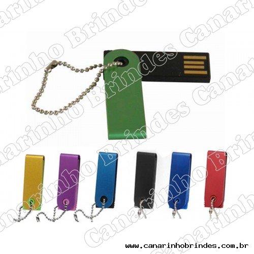 Pen Drive Pico Colorido 3029