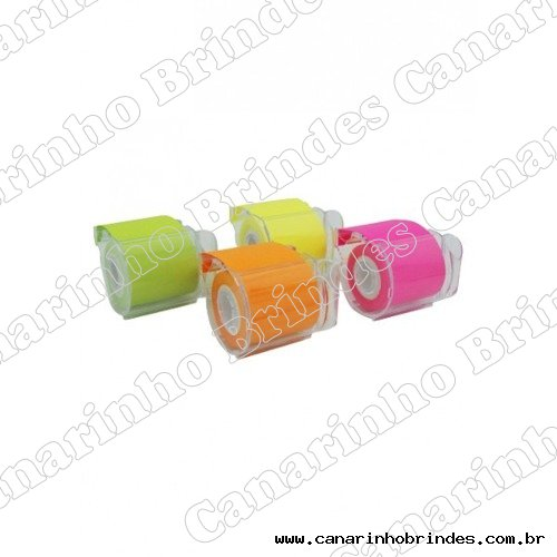 Porta Caneta com Post It Transparente - 3210